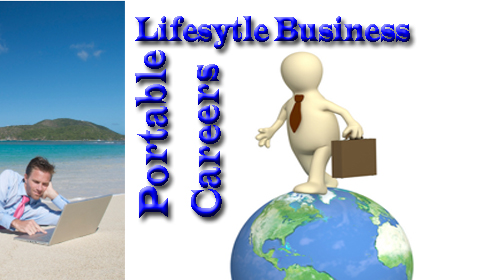 PODCAST Series - Portable Careers & Lifestyle Business